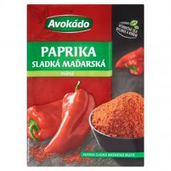 Paprika sladká maďarská mletá - Avokádo 25g