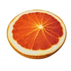 Podsedák na židle pomeranč 6x1kus