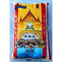 Jasmínová rýže Buddha Sunlee Brand 1x4kg