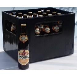 Pivo světlý ležák Premium Rychtář 5,0% vratná láhev 20x0,5l