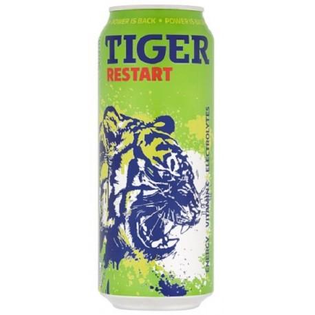 Energetický nápoj Restart - Tiger 500 ml