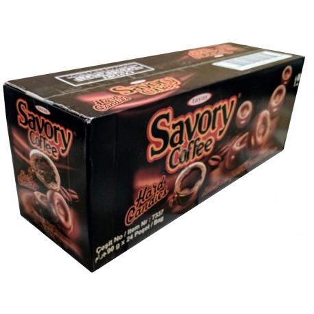 Kávové bonbóny Savory Coffee - Tayas 90g