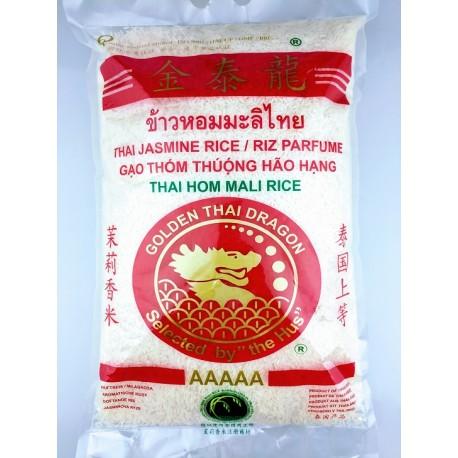 Rýže jasmínová Golden Thai Dragon (Gao Rong Do) 4 Kg