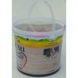 Zapékané křupavé Müsli s oříšky Bonavita plastový kyblík 1x2kg