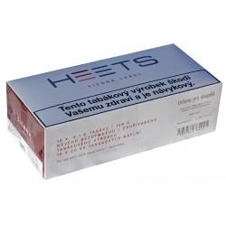 Kartonové balení tabákové náplně HEETS Sienna Label 10x20ks