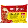 Baltické sardinky v rostlinném oleji King Oscar 1x110g