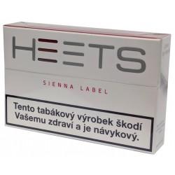 Tabákové náplně HEETS Sienna Label for IQOS 1x20ks