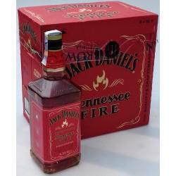 Jack Daniels Fire 35% 6x1l