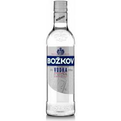 Božkov vodka 3x destilovaná 37,5% 1x0,5l - osobní odběr