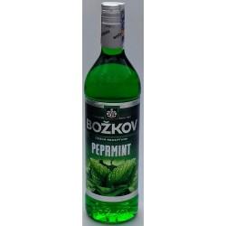 Peprmintový likér Peprmint Božkov 19% 1x1,0l