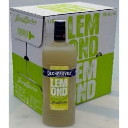 Becherovka Lemond likér 20% 9x1l