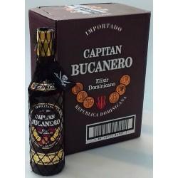 Capitan Bucanero elixir Dominicano rum 34% 6x700ml