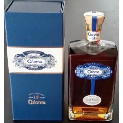 Rum hacienda Coloma Kolumbie 15yo 40% 0,7l + dárkový box