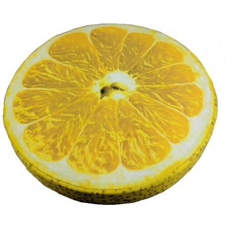 Podsedák na židle citrón 1x1kus