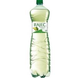 Nealkoholický nápoj z pramenité vody jemně sycený s přídavkem angreštové šťávy Rajec 1x1,5l