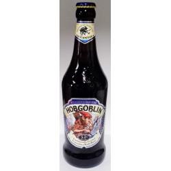 Svrchně kvašené polotmavé plné pivo Ale Hobgoblin 5,2% alc. 1x500ml