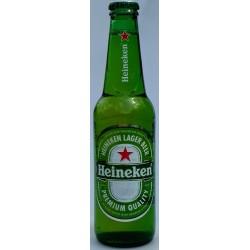 Pivo světlý ležák pasterizovaný Heineken Original nevratná láhev 1x330ml