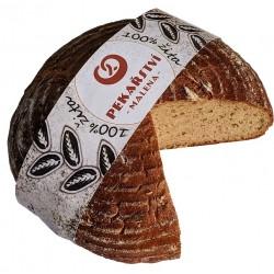 Chléb žitný pekařství Malena 1x500g