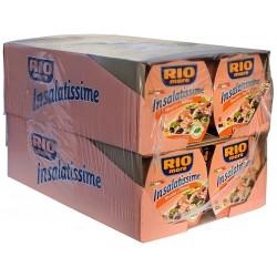 Hotový pokrm ze zeleniny a tuňáka Insalatissime - Texana e Tonno Rio Mare 36x160g