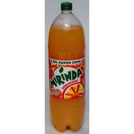Mirinda - pomerančová 2,25l