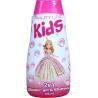 Dětský sprchový gel a šampon 2v1 Princess Beauty Line 1x500ml