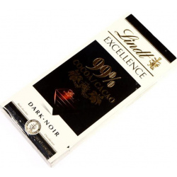 Lindt Excellence čokoláda hořká 99% 50g