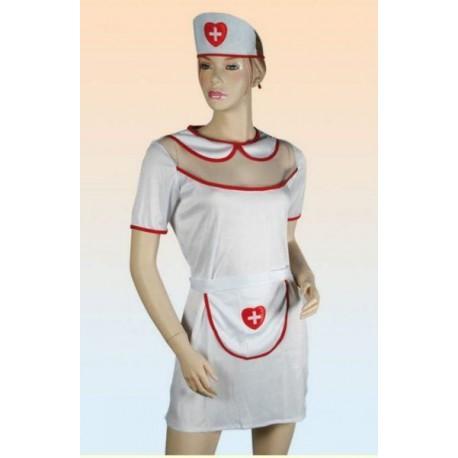 Sexy kostým zdravotní sestřička
