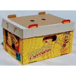 Pom-Bär 0riginál křupavý medvídek Chio 12x50g