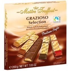 Grazioso selection - Italian style Maître Truffout 1x200g
