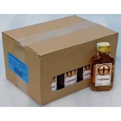 Konzumní lihovina Tuzemák rum ST. NICOLAUS 37,5% 24x0,1l
