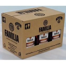 Rum Tuzemský Gas Familia 37,5% 12x0,2l