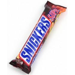 Čokoládová tyčinka Snickers Super 1x75g