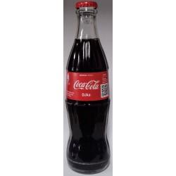 Coca Cola vratná láhev 1x0,33l