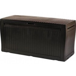 Zahradní úložný box hnědý Keter Cherwood Stogare 270l 1x1ks