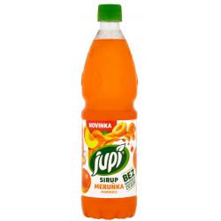 Sirup meruňka - Jupí 700ml