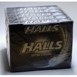Extra Strong Black Halls 20x33,5g