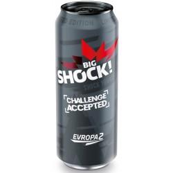 Energetický nápoj Challenge Accepted - Big Shock - limitovaná edice 6x500ml