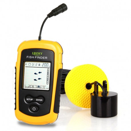 Sonar na ryby Portable Fish Finder Lucky - FF1108-1