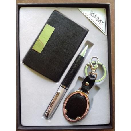 Dárková sada pouzdro, propiska, klíčenka Galaxy Gift Sets PJ-9208 Honest