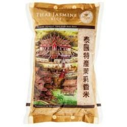 Jasmínová rýže dlouhozrnná AAA Lotus Brand 4,55kg