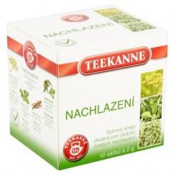 Teekanne Nachlazení bylinný čaj 10x2g - výprodej