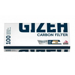 Cigaretové dutinky Carbon Filter Gizeh 1x100ks