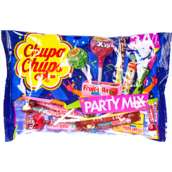Chupa Chups - Party mix lízátek 1x400g