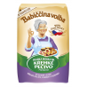 Hladká Mouka pšeničná na křehké pečivo babiččina volba 4x1kg