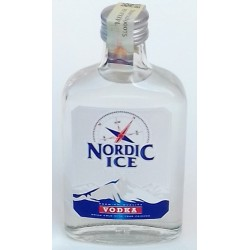 Vodka Nordic Ice 37,5% 0,2l