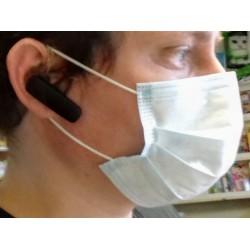 Třívrstvá ochranná maska rouška