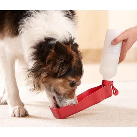 Cestovní lahev pro psy