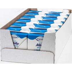 Trvanlivé mléko polotučné Pragolaktos 1,5% 12x0,5l