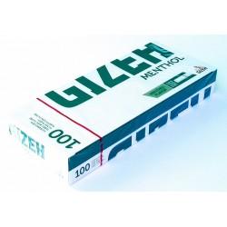 Cigaretové dutinky menthol Gizeh 100 ks