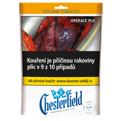 Cigaretový tabák Chesterfield blue 71g